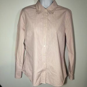 J Crew Women's Button Down Shirt